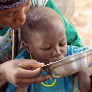 Help Senegal battle hunger