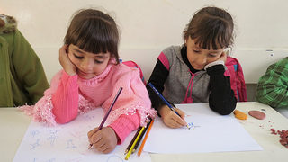 Syria through the eyes of its children