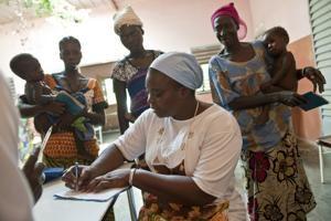 Hunger threatens families in Burkina Faso
