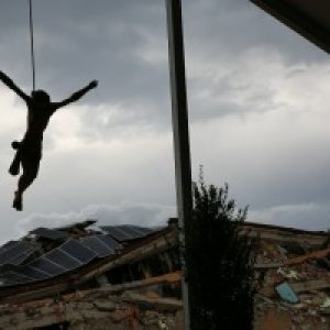 Caritas plans for Italy quake relief