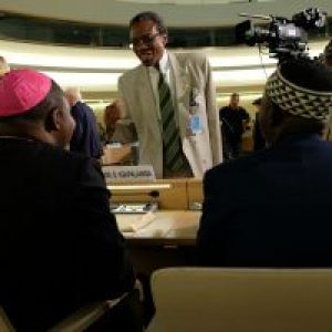 Religious leaders in CAR awarded for peace efforts