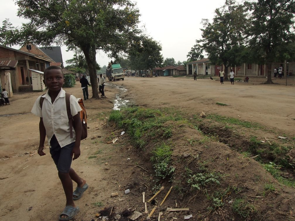 Recruitment of child soldiers returns to Congo