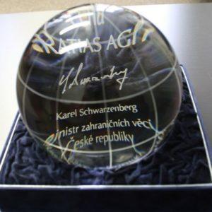 Caritas Czech Republic gets top national prize