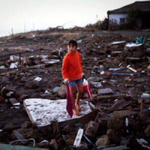 Caritas helps Chile rebuild