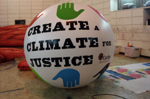Time for climate justice at Copenhagen