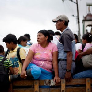 International concern for humanitarian crisis in Colombia