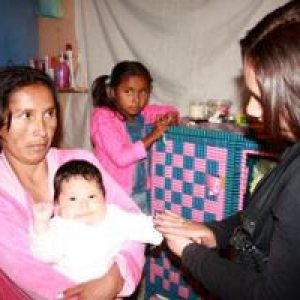 One in ten Colombians forced from their homes by conflict