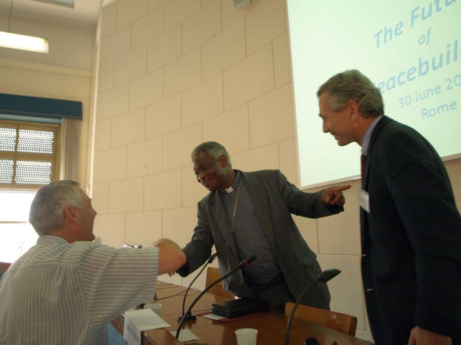 Future of Catholic peacebuilding?
