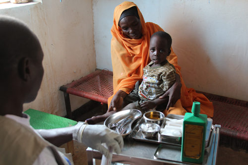 A Decade in Darfur: Caring for the Sick