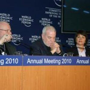 Caritas at Davos 2010