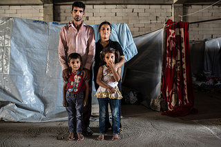The family in a time of economic crisis