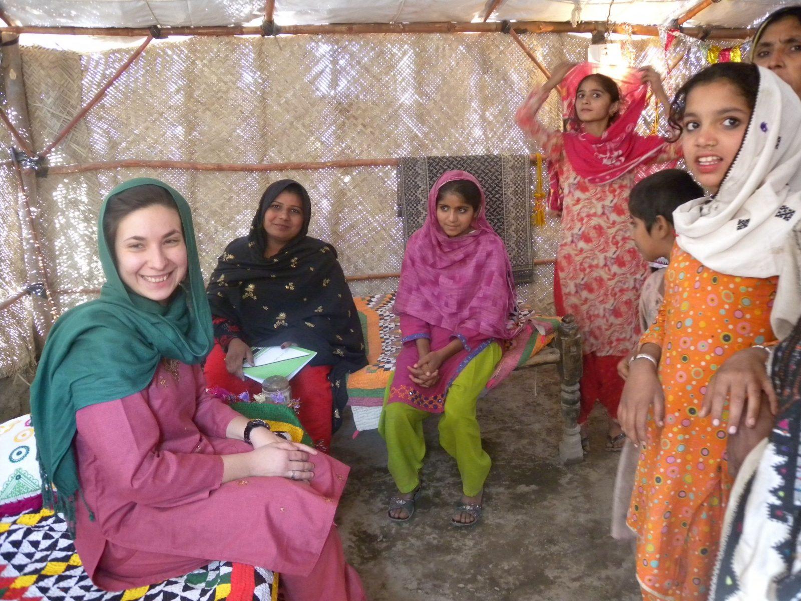 Pakistan 6 months after floods: Monica's story