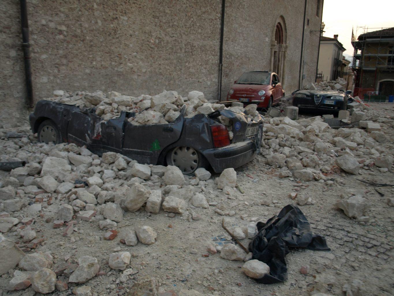 Caritas Italy marks earthquake anniversaries