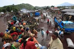 Caritas looks to provide aid in Congo after Goma falls to rebels