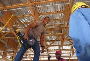 Long-term solutions in Haiti