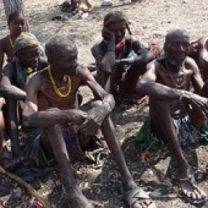Drought hits Angola