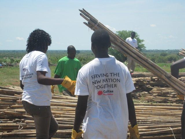 Caritas helping stranded South Sudanese return home