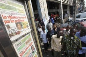 Caritas prepares as Côte d'Ivoire on brink