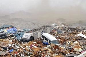 Japan faces devastation after earthquake and tsunami
