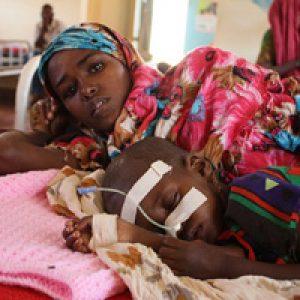 'Ustedes escucharon nuestro llanto': el hambre en África oriental