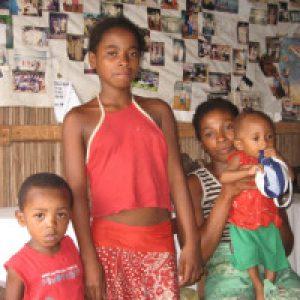 You saved my daughter's dignity': Caritas aids Madagascar family