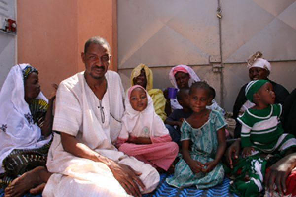 Caritas members working together on Mali crisis