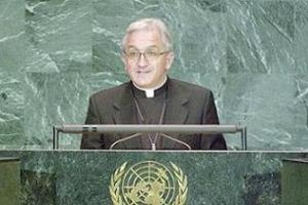 Holy See diplomat calls for greater solidarity on MDGS