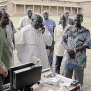 Internet helps Uganda find peace