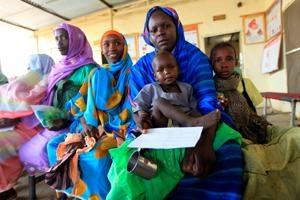 Caritas marks seven years of relief efforts in Darfur
