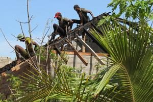 Sri Lanka rebuilds