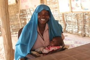 A Decade in Darfur: Mothers and Children at Risk