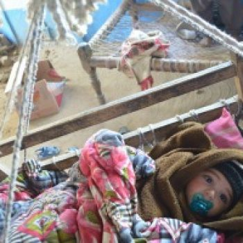 Quake survivors in Pakistan need winter help