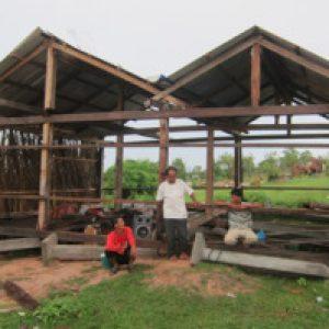 Cambodia: Battambang battered by bad weather
