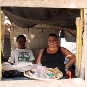 In Haiti's Port-au-Prince, Cordaid is helping communities to reinvent their neighbourhoods
