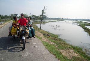 Bangladesh: sink or swim