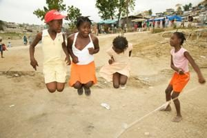 New hope for Haiti six months after the earthquake