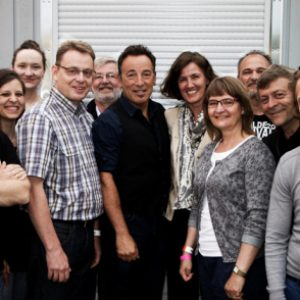 Bruce Springsteen Taps Caritas Denmark to Feed Hungry Hearts