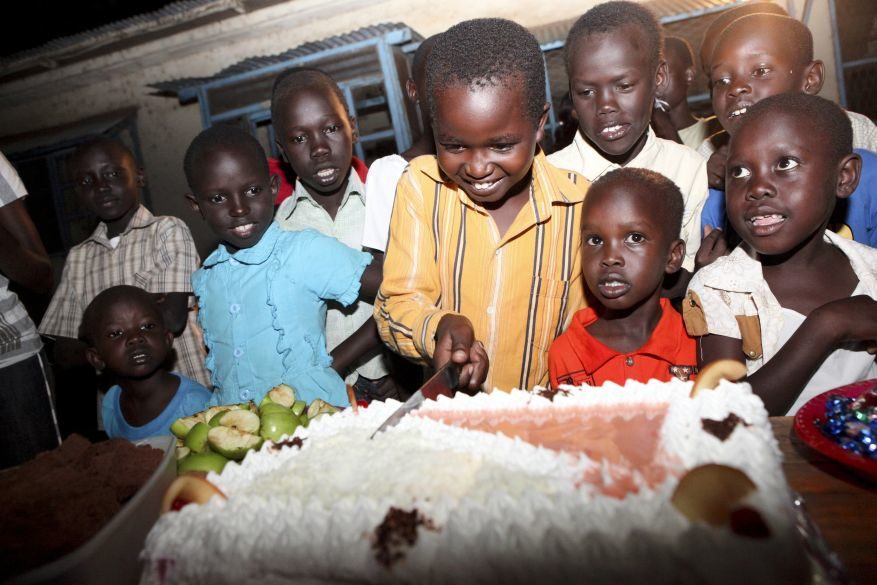 Happy Birthday South Sudan