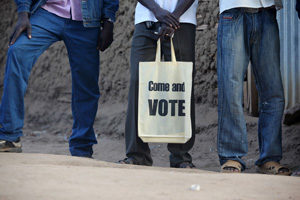 Southern Sudan votes for peace