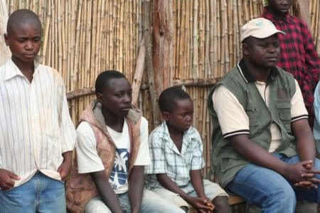 From child soldier to top student in Congo
