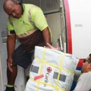Caritas ready as Cyclone Winston hits Fiji