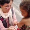One in ten children surveyed by Caritas in Venezuela are suffering from malnutrition.