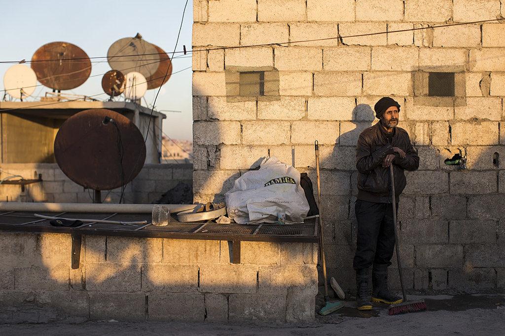 Surviving Syria