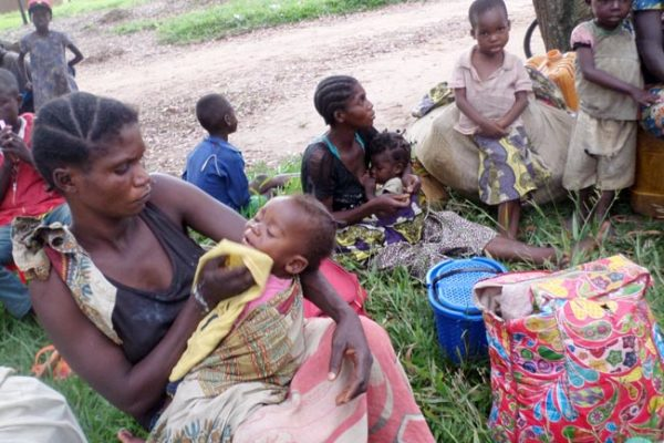 Millions displaced in Kasai province as violence continues in the Democratic Republic of Congo