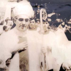 Caritas honore son saint patron, le Bienheureux Oscar Romero.