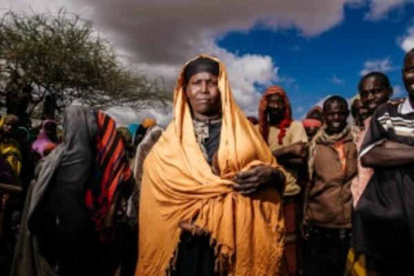 Fighting famine with the people of Somalia
