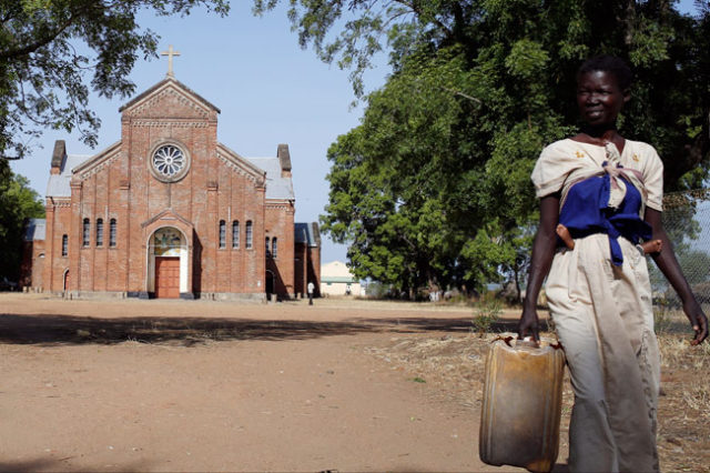 """South Sudan is collapsing."" Urgent aid needed to fight mass starvation"