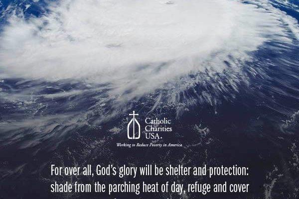Catholic Charities USA helps Hurricane Harvey survivors