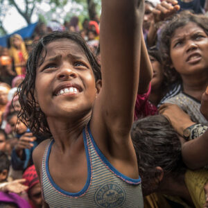 Los niños refugiados rohingya necesitan ayuda urgentemente en Bangladés