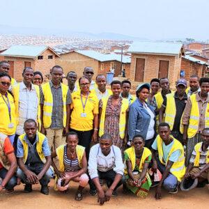 Filling aid gaps for Burundian refugees in Rwanda